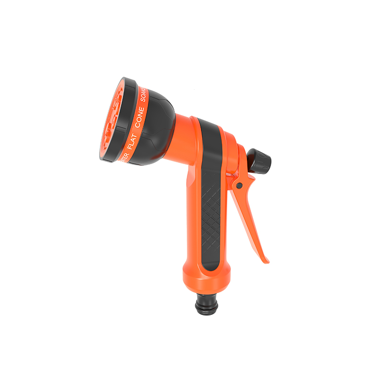 Hot Sale I0001 8 FUNCTION WATER PISTOL