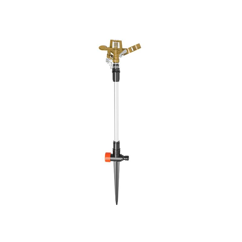 TS1023 Zinc sprinkler with spike