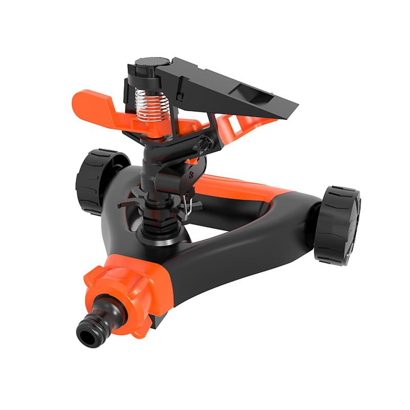TS1054 Pulsating sprinkler-Wheel base