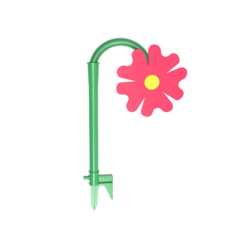 TS1701 Dancing flower sprinkler