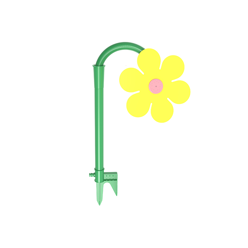TS1702 Dancing flower sprinkler