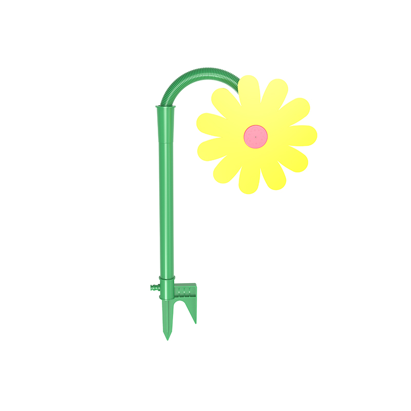 TS1703 Dancing flower sprinkler