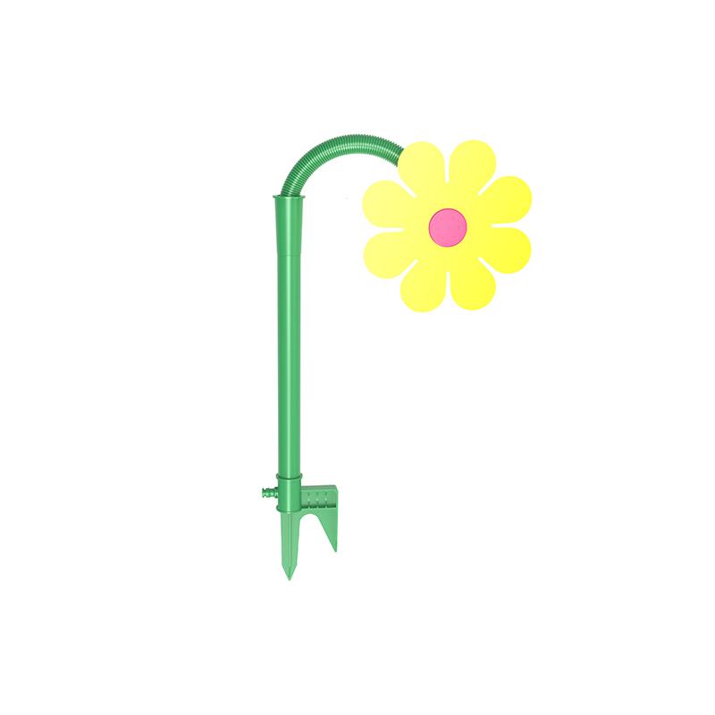 TS1708 Dancing flower sprinkler