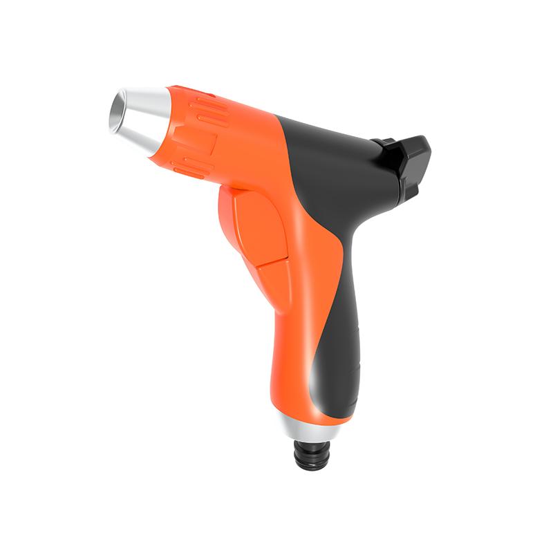 TS2034 Twist click trigger nozzle double colour rubber coated grip