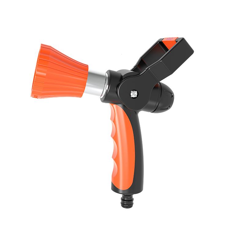 TS2096 Heavy duty fireman style nozde high pressure garden nozzle