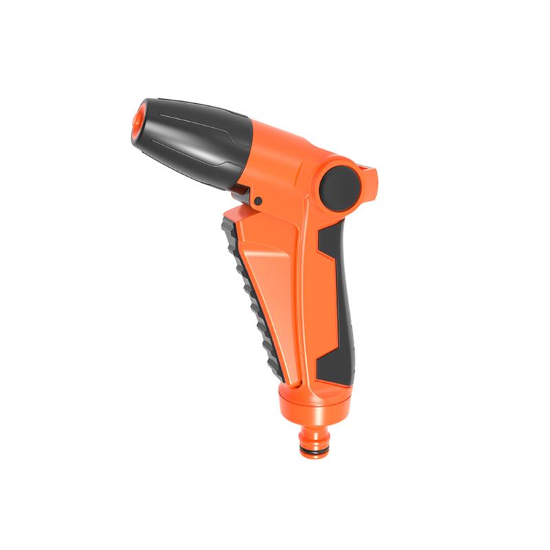 TS2124 Outdoor Garden Easy Adjustable Handheld Plastic  Twaist nozzle
