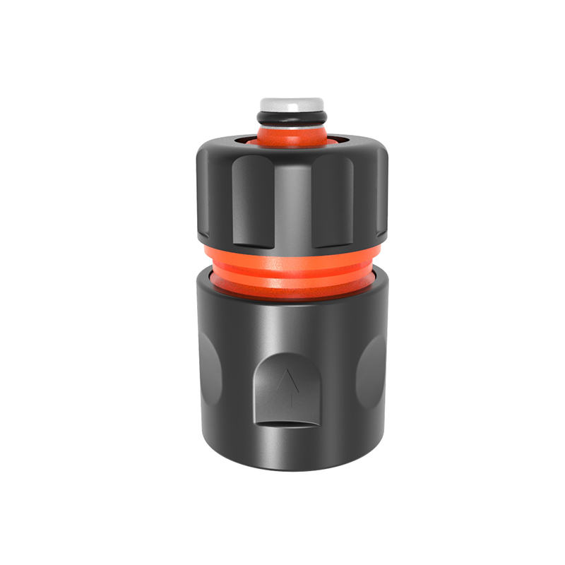 "TS3004H 1/2"" Plastic connector with stop premium line product"