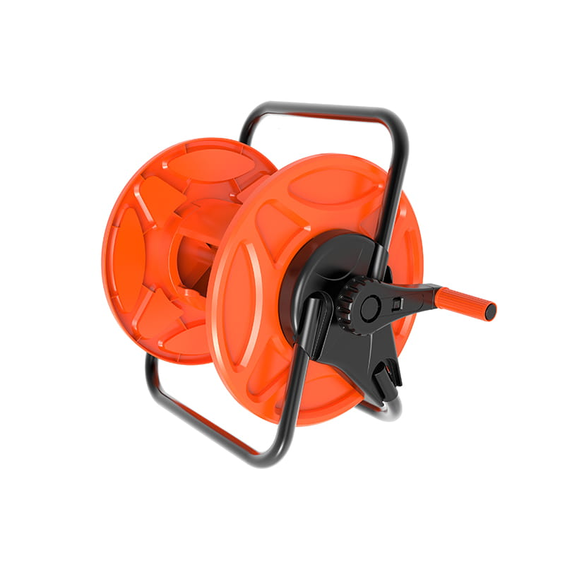 TS8015 Hose Reel 30 Meter 1/2 Hose Capacity With Low Cost