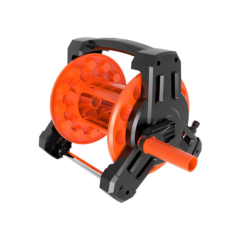 Strong Stability TS8017 Portable Hose Reel 20 Meter 1/2 Hose Capacity