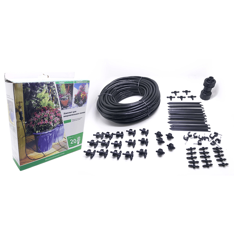 Automatic  Irrigation System Kits TS7109 FOR 20 POTS MAXIM