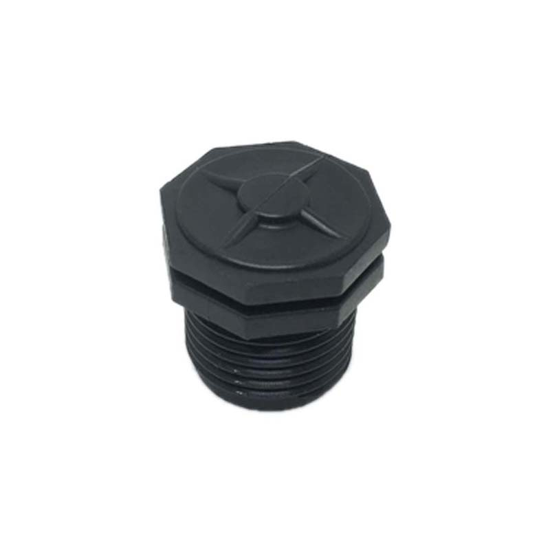 MALE THREADED END CAP
