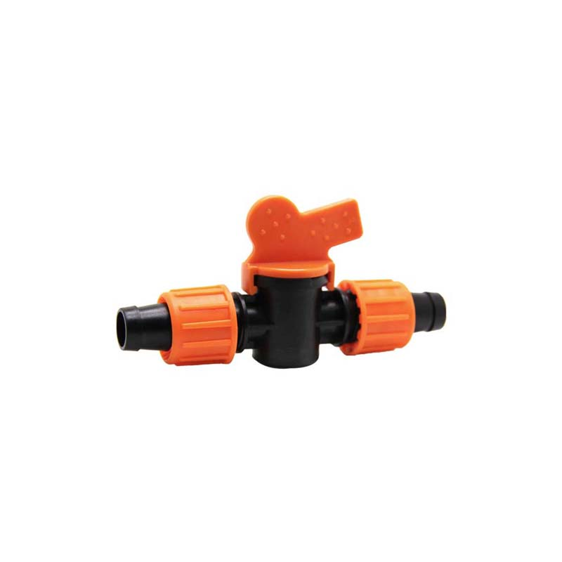AD6206 LOCK TAPE COUPLER WITH VALVE